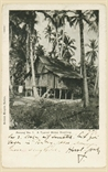 Picture of A Typical Malay Dwelling