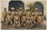Picture of Group of Sikh Native Officers