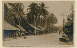 Picture of Malay Kampong Houses