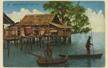 Picture of Malaya Fisherman's 'Atap' House
