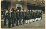 Picture of Troops of British Empire. Hongkong. Constabulary